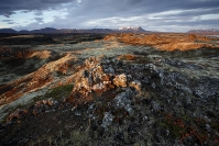 Myvatn : Myvatn, Islande