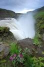 Islande - Gullfoss : Paysage, Islande, Cascade, Gullfoss