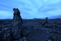 Islande - Champ de lave : Paysage, Islande, Volcan, Lave